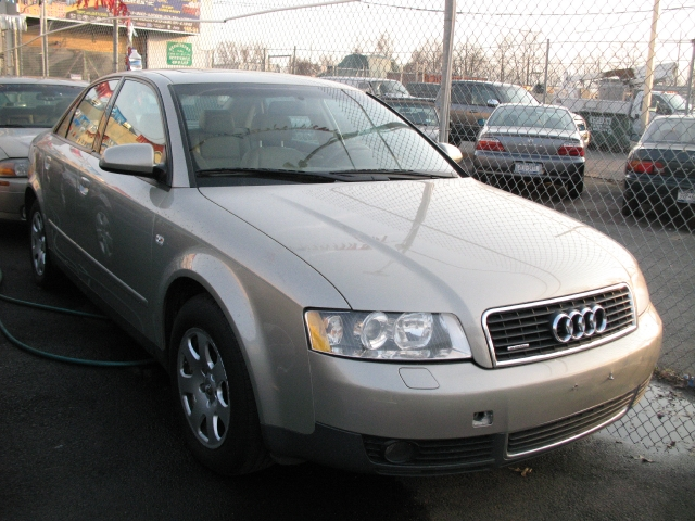 Image 1 of 2002 Audi A4 1.8T Springfield…