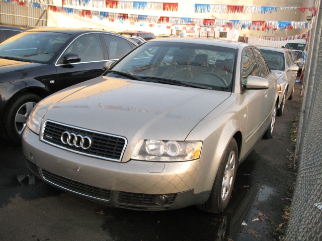 Image 3 of 2002 Audi A4 1.8T Springfield…