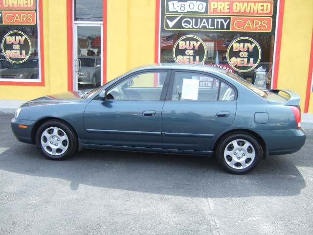 2003 Hyundai Elantra Gls Valley Stream Ny Green