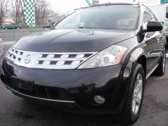 Picture of a 2004 Nissan Murano