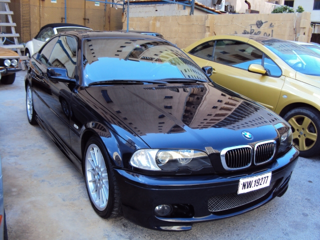 2002 BMW 3 series 2 Door Coupe