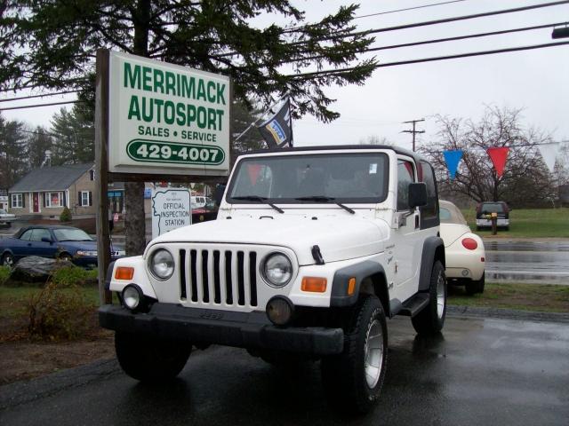 2000 Jeep Wrangler Sport Utility