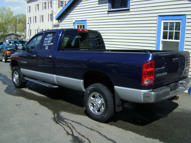 Image 5 of 2003 Dodge Ram 2500…