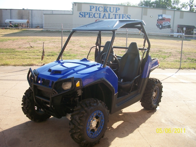 2008 POLARIS RZR ATV