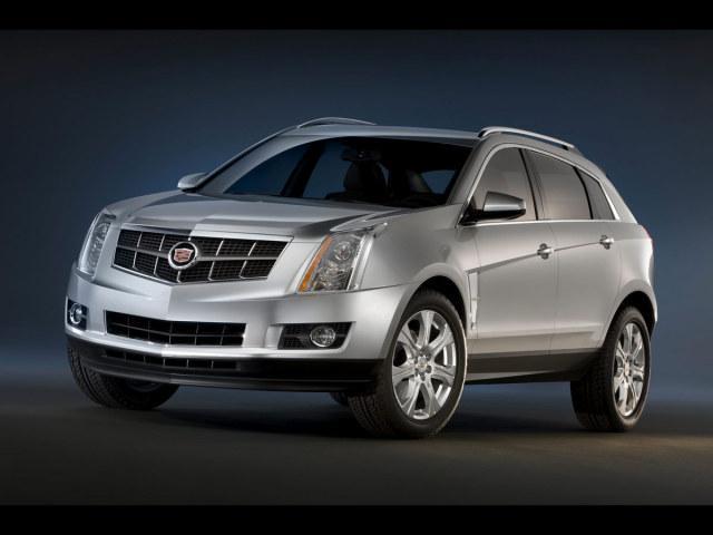 2011 Cadillac Srx Sedan