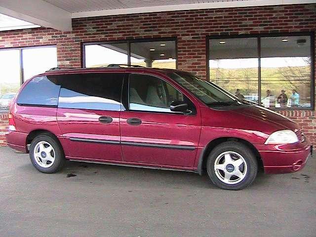 Image 1 of 2003 Ford Windstar Black