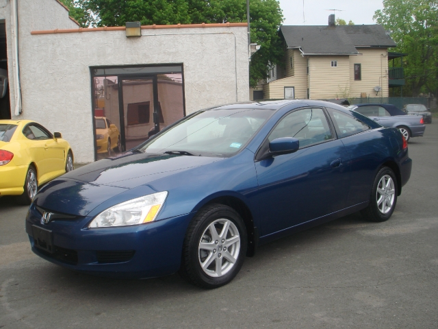 2003 Honda Accord Cpe 2 Door Coupe