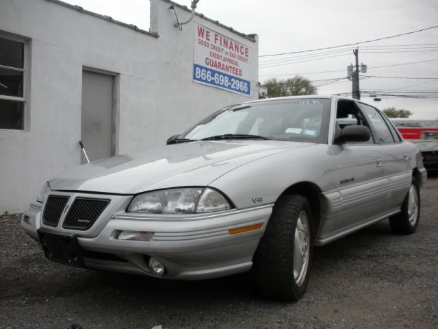 Pontiac Grand Am Se. 1993 Pontiac Grand Am SE Dixon