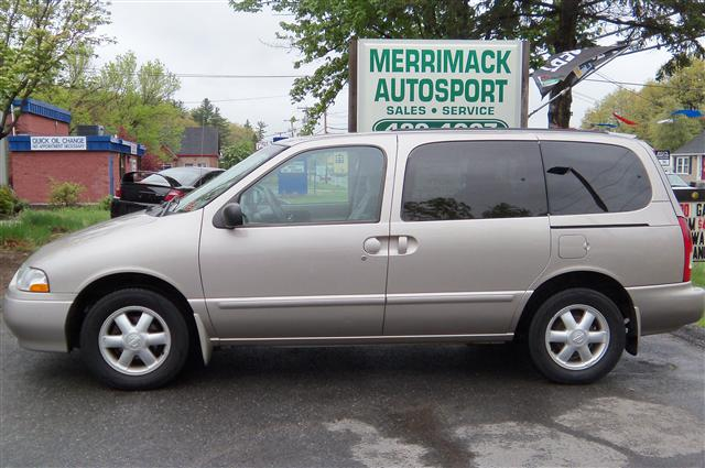 Image 1 of 2002 Nissan Quest GXE…
