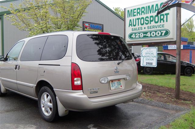 Image 4 of 2002 Nissan Quest GXE…
