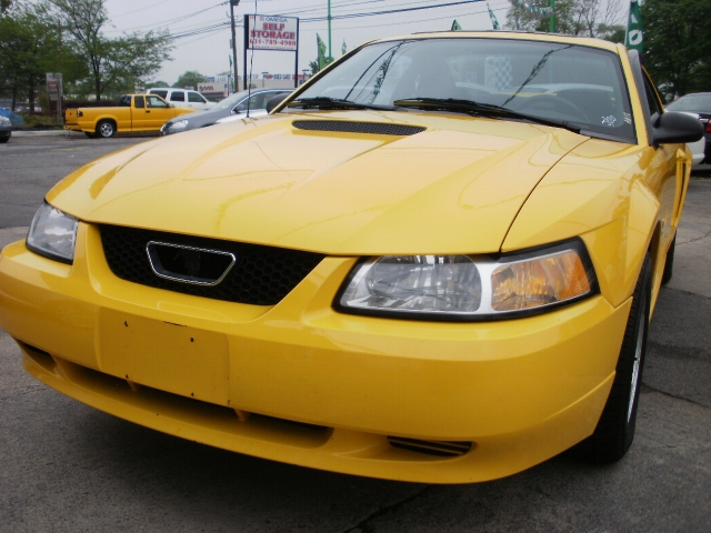Image 1 of 1999 Ford Mustang Yellow