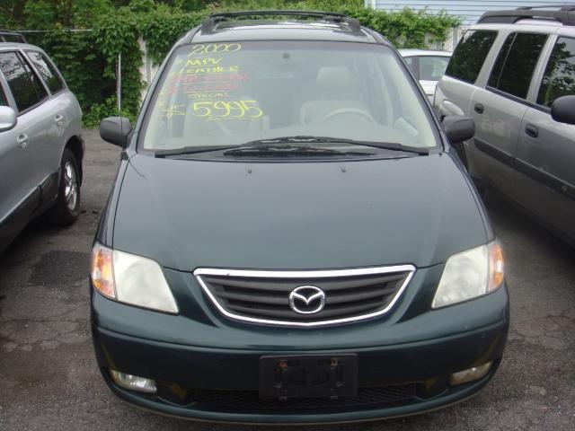 Image 7 of 2000 Mazda MPV ES Little…