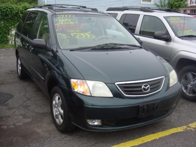 Image 9 of 2000 Mazda MPV ES Little…