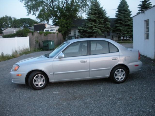 Image 1 of 2003 Hyundai Accent…