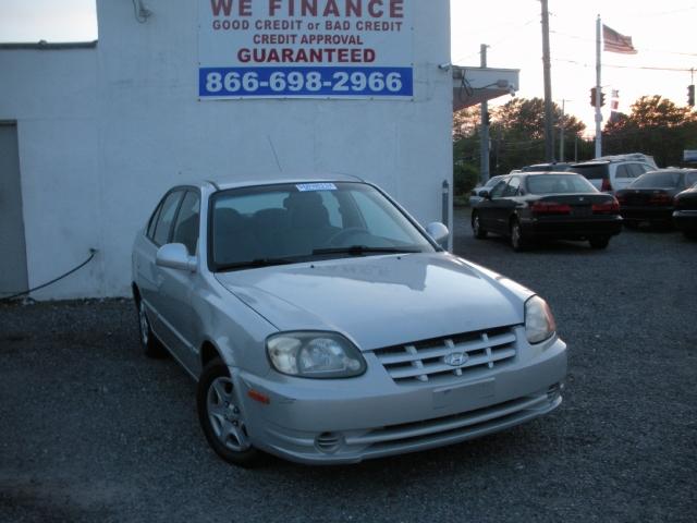 Image 2 of 2003 Hyundai Accent…