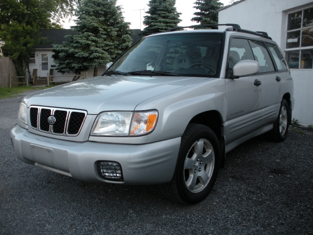 Image 7 of 2001 Subaru Forester…