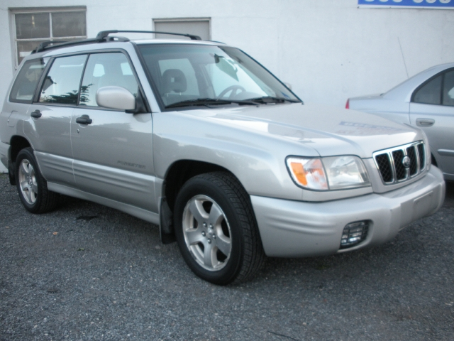 Image 9 of 2001 Subaru Forester…