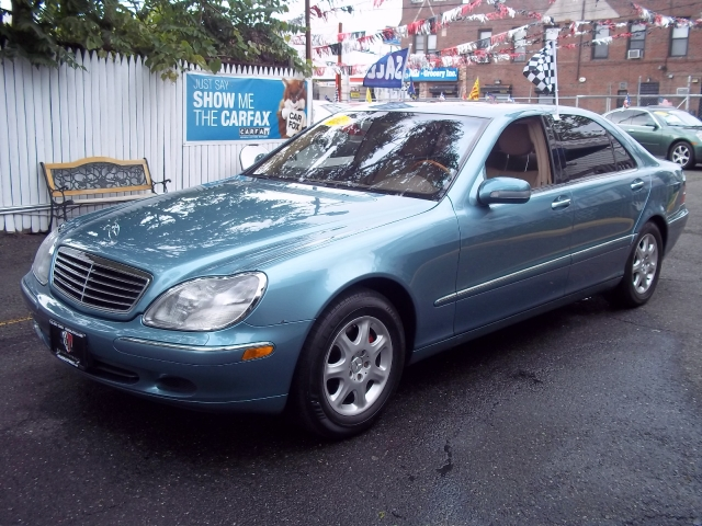 Image 1 of 2002 Mercedes-Benz S-Class…