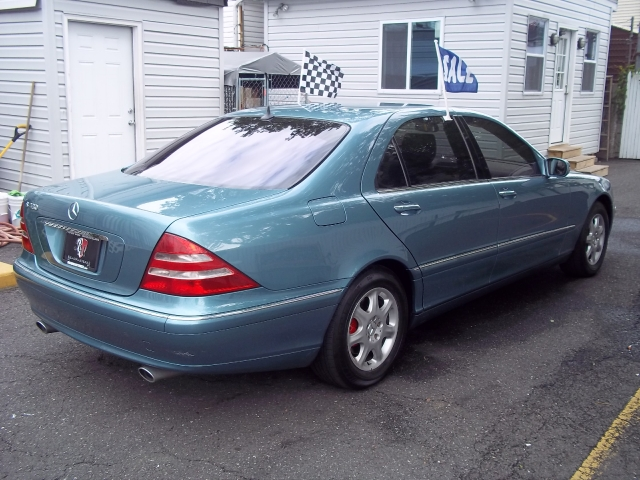 Image 2 of 2002 Mercedes-Benz S-Class…