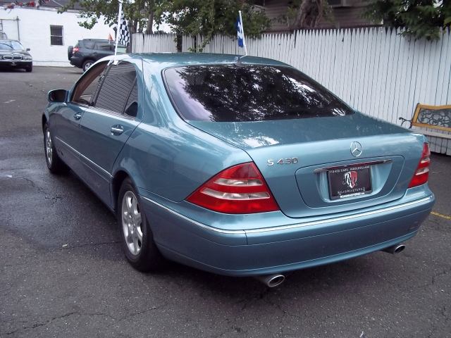 Image 3 of 2002 Mercedes-Benz S-Class…
