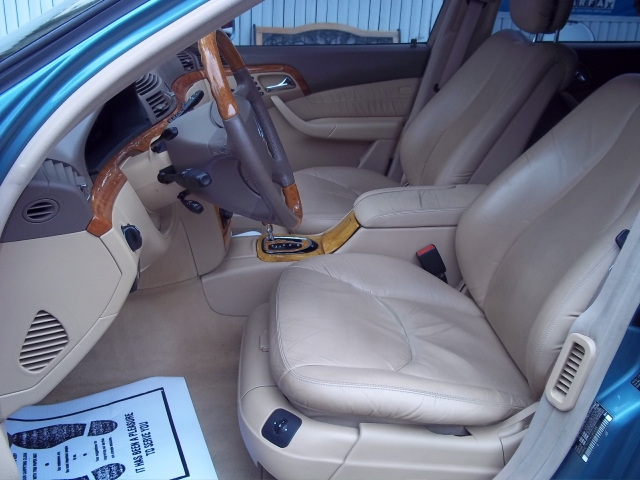 Image 4 of 2002 Mercedes-Benz S-Class…