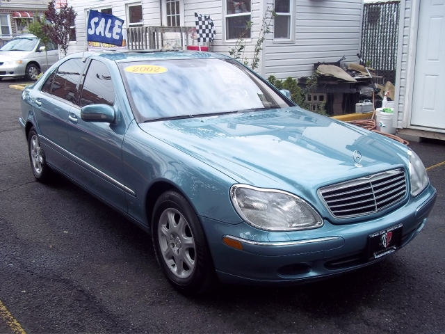 Image 5 of 2002 Mercedes-Benz S-Class…