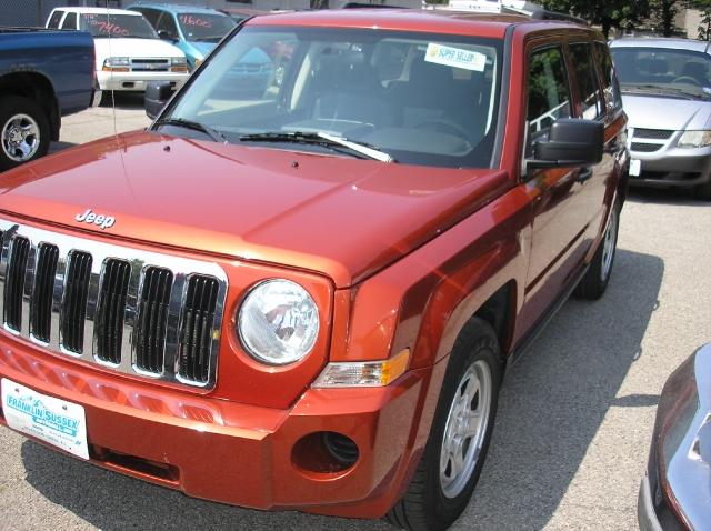 Image 3 of 2008 Jeep Patriot Sport…