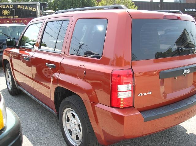 Image 4 of 2008 Jeep Patriot Sport…