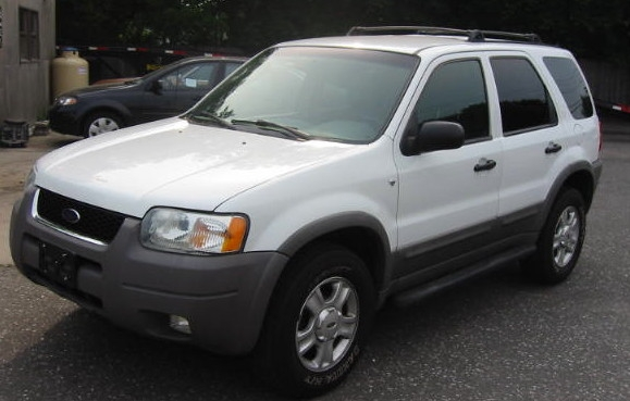 2002 Ford Escape Xlt Patchogue Ny Oxford White