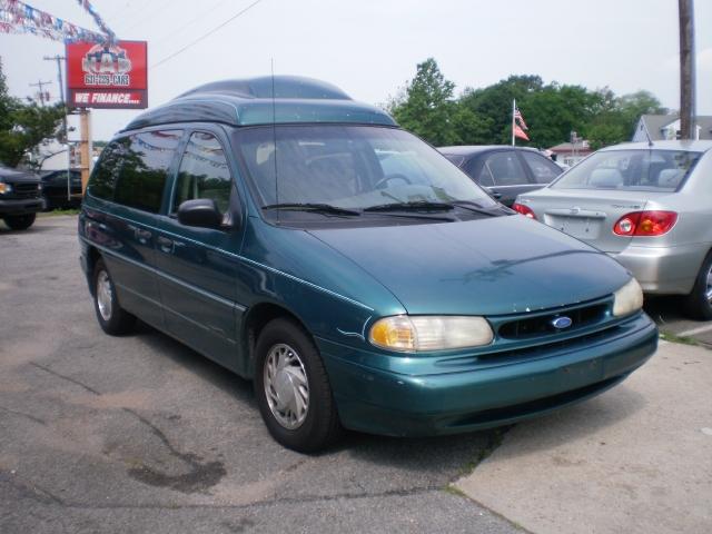 Image 8 of 1996 Ford Windstar GL…