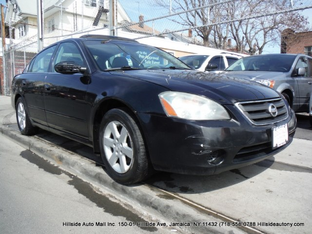 2004 Nissan Altima 4dr Sdn 25 S Auto PZEV We have assembled the most advanced network of lenders t