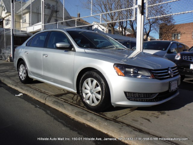 2013 Volkswagen Passat 4dr Sdn 25L Auto S PZEV We have assembled the most advanced network of lend