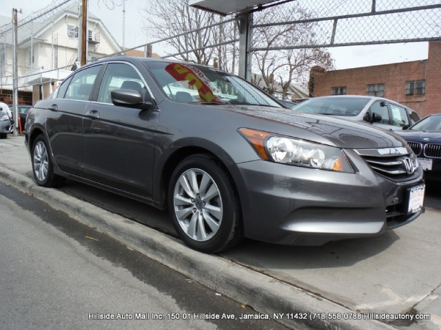 2011 Honda Accord Sdn 4dr I4 Auto EX-L wNavi PZEV We have assembled the most advanced network of l