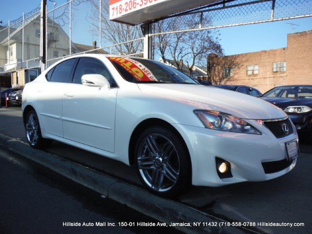 2012 Lexus IS 250 4dr Sport Sdn Auto AWD We have assembled the most advanced network of lenders to