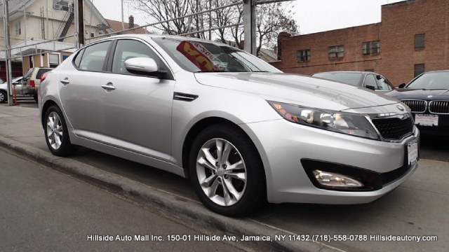 2013 Kia Optima 4dr Sdn LX We have assembled the most advanced network of lenders to ensure you get
