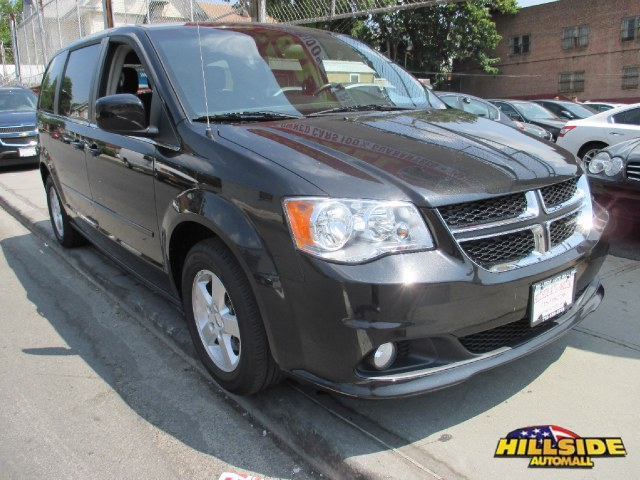2012 Dodge Grand Caravan 4dr Wgn Crew ABS4-Wheel Disc Brakes6-Speed ATACAT3rd Row SeatAdju