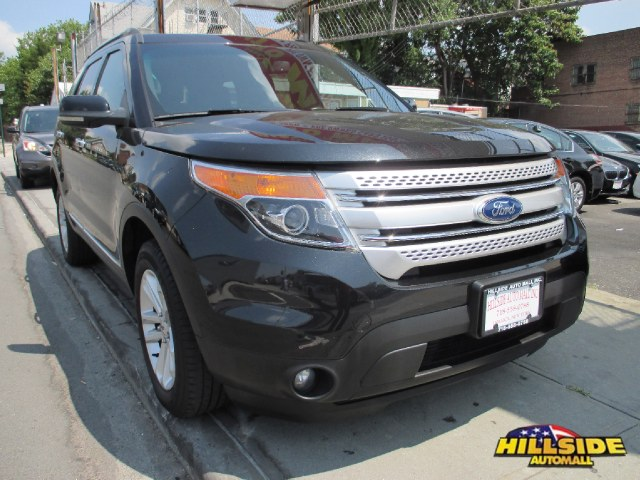 2011 Ford Explorer 4WD 4dr XLT ABS4-Wheel Disc Brakes6-Speed ATACAT3rd Row SeatAdjustable