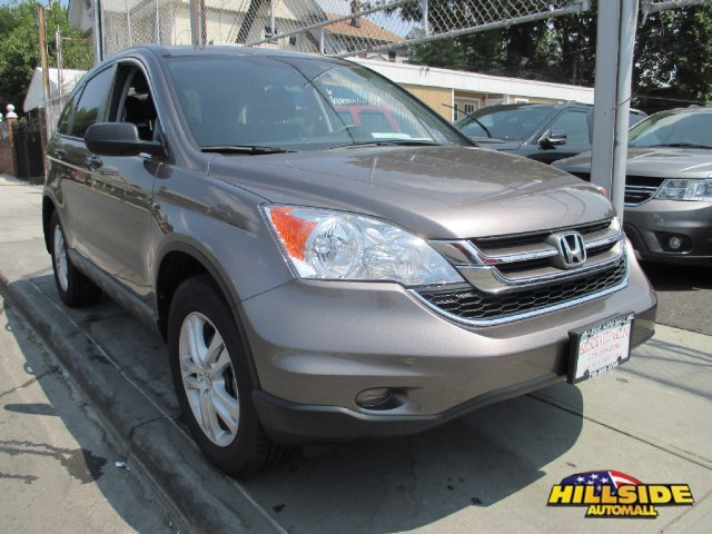 2011 Honda CR-V 4WD 5dr EX 4 Cylinder EngineABS4-Wheel Disc Brakes5-Speed ATACATAdjustable