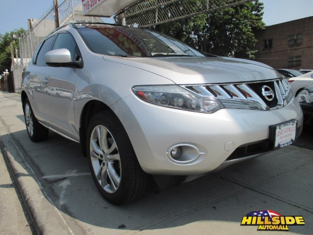 2010 Nissan Murano LE AWD ABS4-Wheel Disc BrakesACATAdjustable Steering WheelAll Wheel Drive