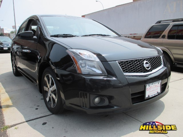 2012 Nissan Sentra 4dr Sdn I4 CVT 20 SR We have assembled the most advanced network of lenders to