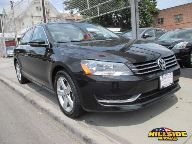 2012 Volkswagen Passat 4dr Sdn 25L Auto SE PZEV We have assembled the most advanced network of len