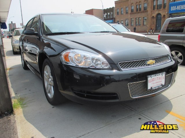 2013 Chevrolet Impala 4dr Sdn LT Fleet We have assembled the most advanced network of lenders to en
