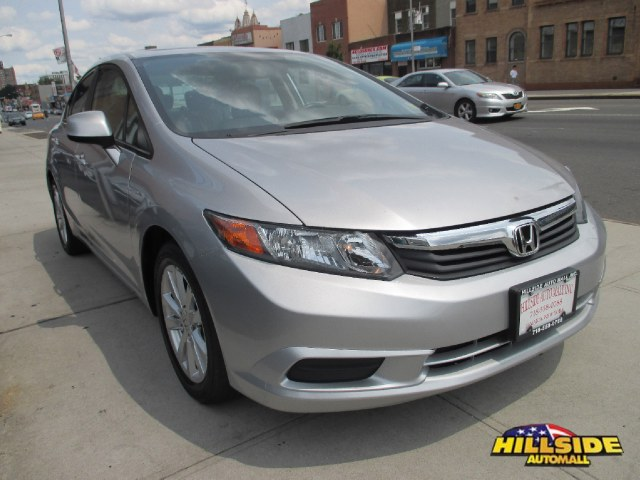 2012 Honda Civic Sdn 4dr Auto EX-L PZEV We have assembled the most advanced network of lenders to e