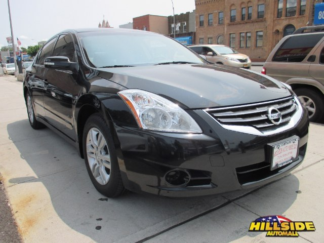 2011 Nissan Altima 4dr Sdn I4 CVT 25 SL We have assembled the most advanced network of lenders to
