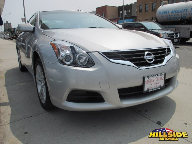 2013 Nissan Altima 2dr Cpe I4 25 S We have assembled the most advanced network of lenders to ensur