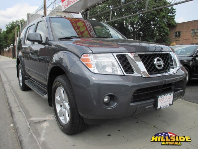 2011 Nissan Pathfinder 4WD 4dr V6 SV We have assembled the most advanced network of lenders to ens