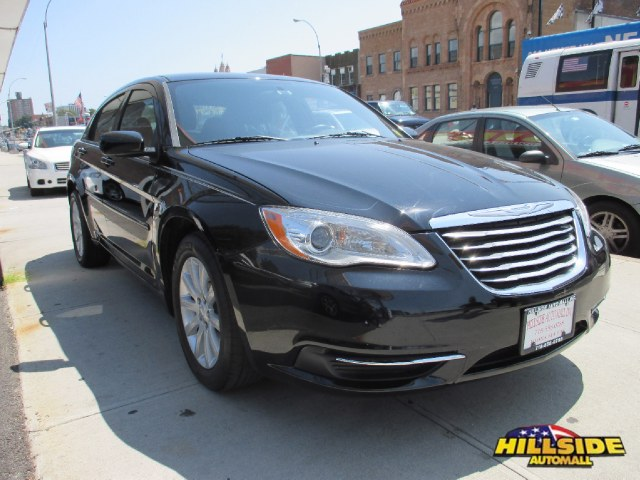 2011 Chrysler 200 4dr Sdn Touring We have assembled the most advanced network of lenders to ensure