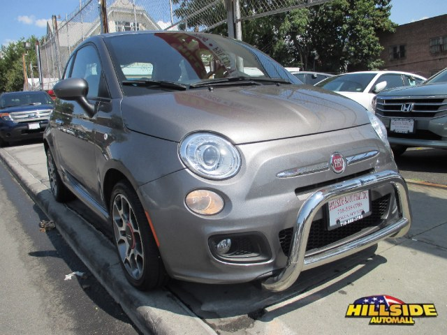 2012 FIAT 500 2dr HB Sport We have assembled the most advanced network of lenders to ensure you get