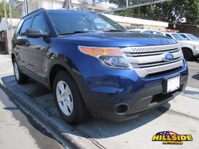 2012 Ford Explorer 4WD 4dr Base We have assembled the most advanced network of lenders to ensure yo