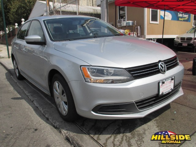 2013 Volkswagen Jetta Sedan 4dr Auto SE PZEV Ltd Avail ABS4-Wheel Disc Brakes5 Cylinder Engine